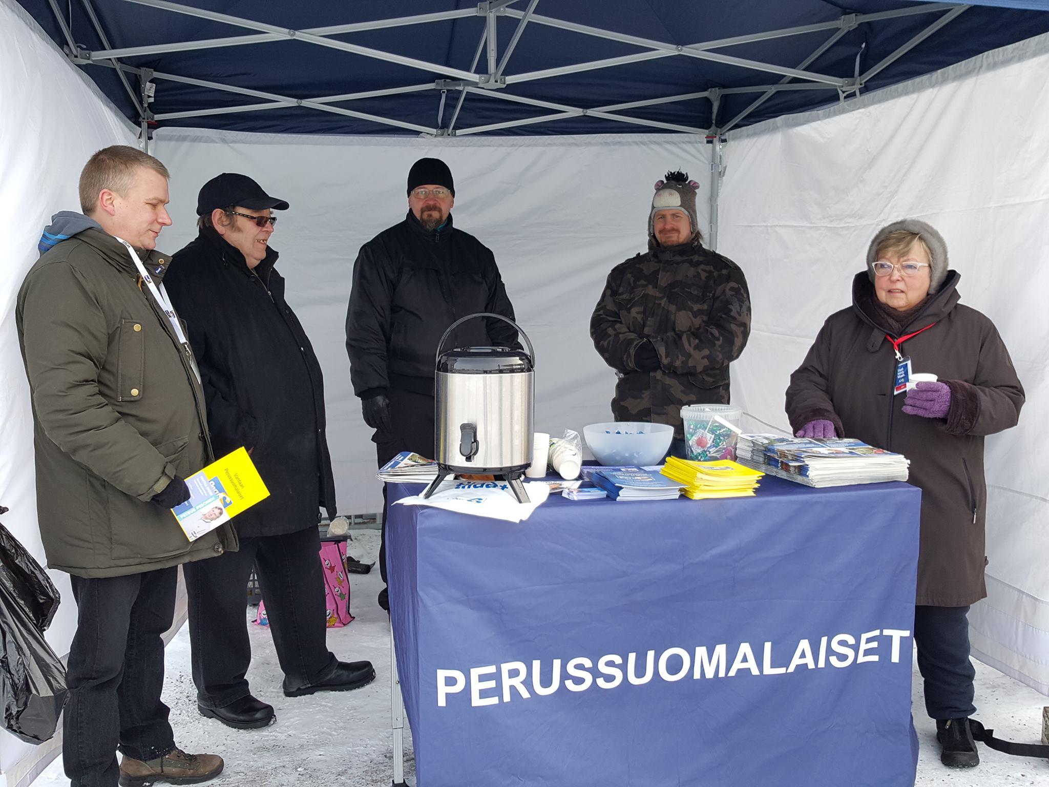 Perussuomalaiset Vantaa